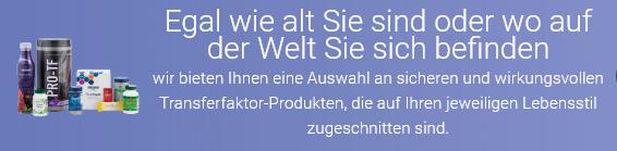 4Life Germany MyShop Transfer Factor