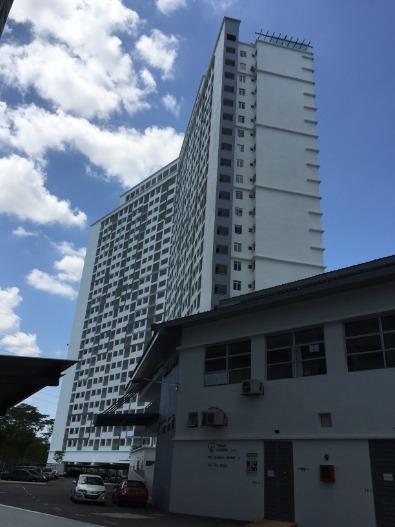 Kondominium Suasana Lumayan Cheras Kuala Lumpur Untuk Dijual